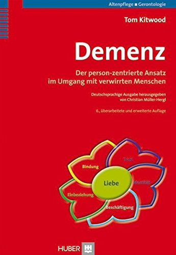 9783456853055: Demenz: Der person-zentrierte Ansatz im Umgang mit verwirrten Menschen