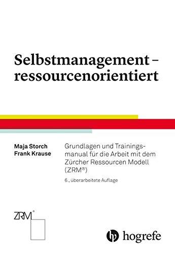 9783456858180: Selbstmanagement - ressourcenorientiert