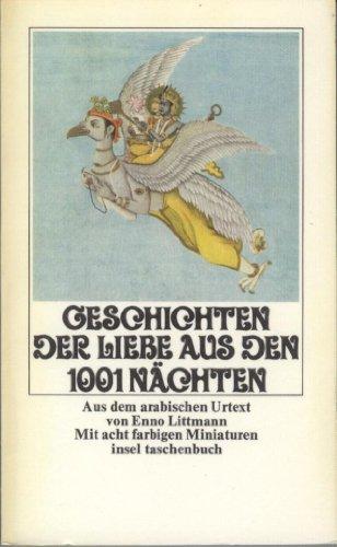 Geschichten der Liebe aus den 1001 Nächten: Enno, Littmann: