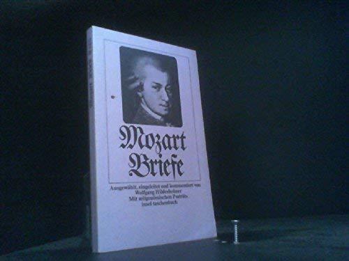 Mozart Brief: A. Mozart, W.: