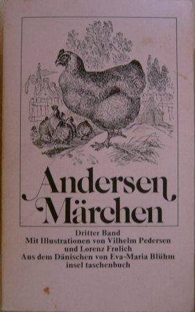 Märchen. 3 Bände: Hans Christian Andersen,