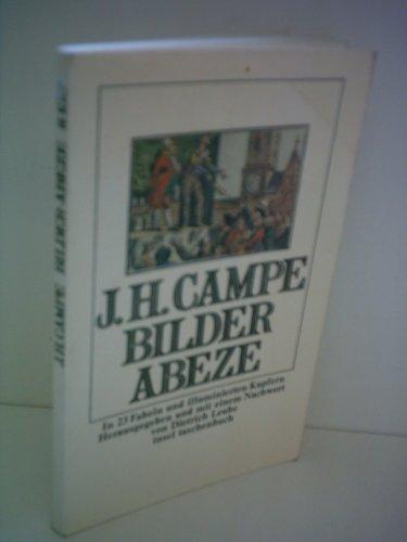 Bilderabeze (Insel Taschenbuch 135): Campe, Joachim Heinrich