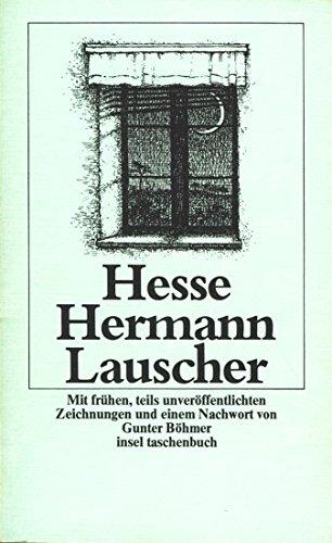 Hermann Lauscher (Insel Taschenbuch ; 206) (German: Hesse, Hermann
