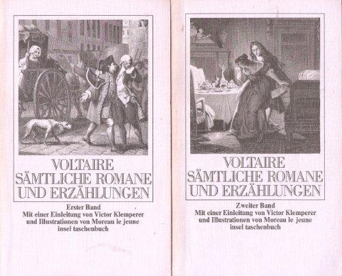 9783458019107: Sämtliche Romane und Erzählungen. 2 Bände.