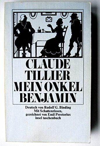 Mein Onkel Benjamin: Tillier, Claude: