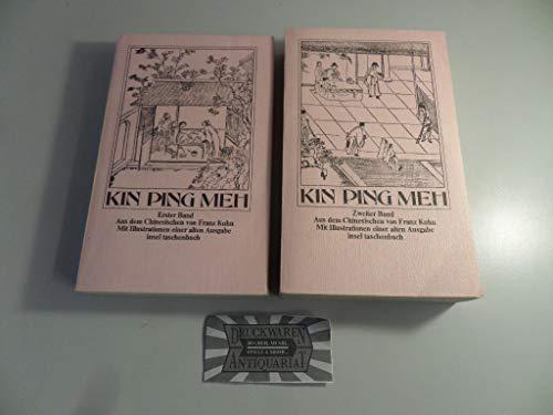 9783458019534: Kin Ping Meh: Oder, Die Abenteuerliche Geschichte Von Hsi Men Und Seinen Sechs Frauen.