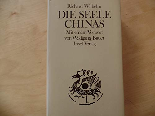 9783458048435: Die Seele Chinas (German Edition)