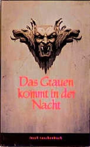 Das Grauen kommt in der Nacht (Dracula: Stoker, Bram, Mary