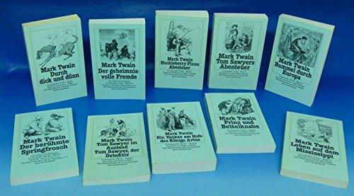 Gesammelte Werke in 10 Bänden. 1 Durch: Twain, Mark