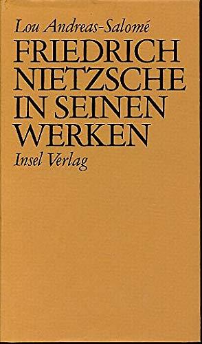 9783458140870: Friedrich Nietzsche in seinen Werken (German Edition)