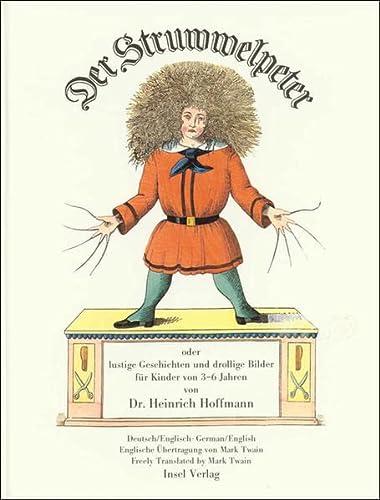 9783458141013: Der Struwwelpeter (German and English Edition)