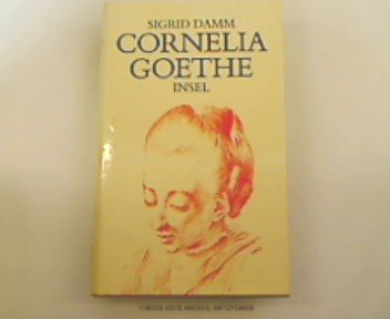 9783458143628: Cornelia Goethe (German Edition)