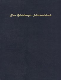 9783458148227: Das Heidelberger Schicksalsbuch
