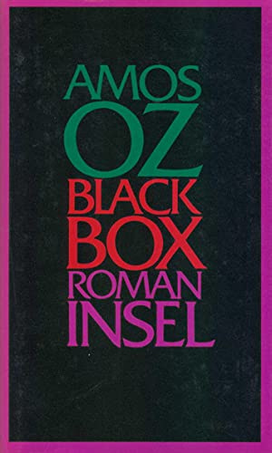 Black Box: Roman: Oz, Amos