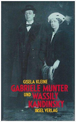 9783458160908 gabriele mnter und wassily kandinsky biographie eines paares - Wassily Kandinsky Lebenslauf