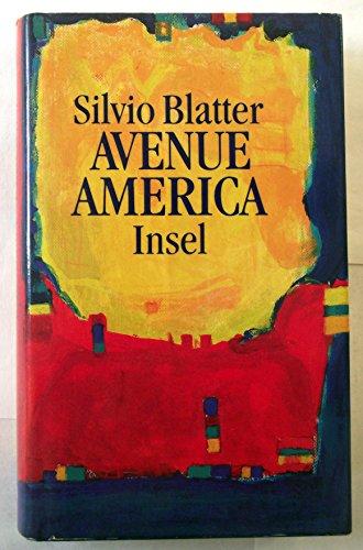 9783458163282: Avenue America: Roman (German Edition)
