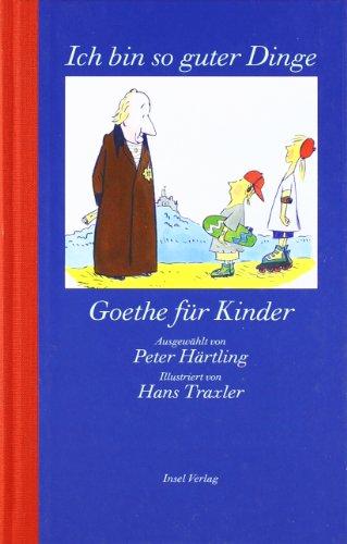 9783458169154: Ich Bin So Gute Dinge (German Edition)