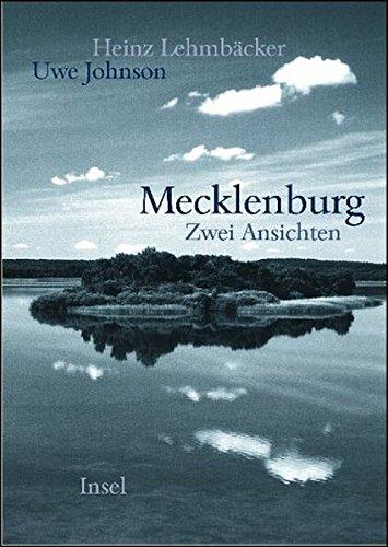 9783458170457: Mecklenburg. Zwei Ansichten