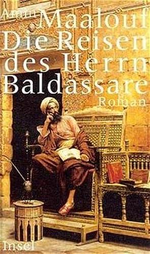 9783458170761: Die Reisen des Herrn Baldassare