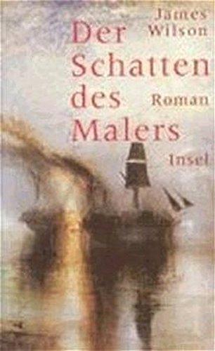 9783458171287: Der Schatten des Malers.
