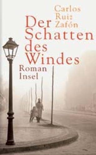 9783458171706: Der Schatten des Windes