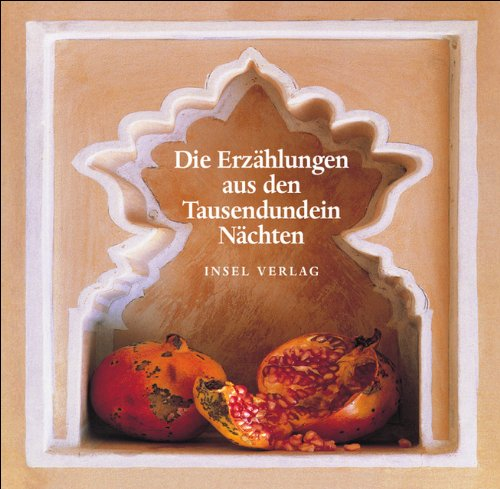 9783458172147: Die Erzählungen aus den Tausendundein Nächten: 6 Bde.