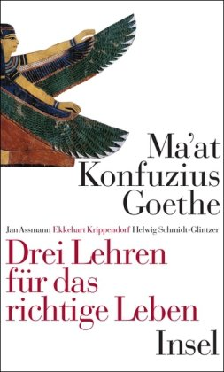 9783458172482: Ma'at - Konfuzius - Goethe