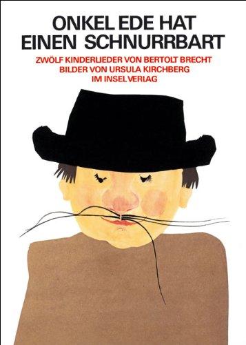 9783458173205: Onkel Ede hat einen Schnurrbart: Zwölf Kinderlieder