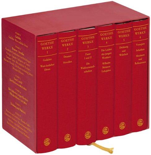 9783458173502: Werke in 6 Bänden