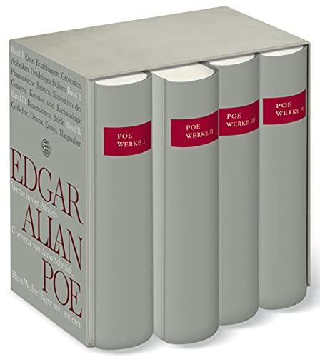 9783458174165: Werke in vier Bänden
