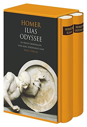 Ilias. Odyssee: Homer