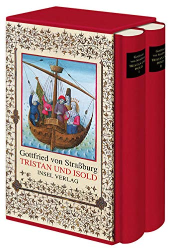 Tristan und Isold: Mit dem Text des Thomas (Hardback): Gottfried von Straßburg