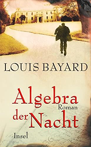 9783458175322: Algebra der Nacht