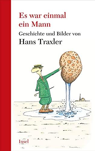 9783458321545: Es war einmal ein Mann - AbeBooks - Hans Traxler ...