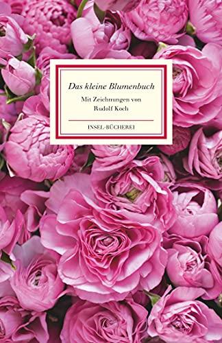 9783458176022: Das kleine Blumenbuch