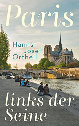 9783458177210: Paris, links der Seine