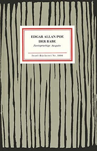 9783458190066: Der Rabe. Mit dem Essay 'Die Methode der Komposition'.
