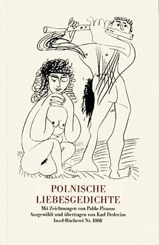 9783458190080: Polnische Liebesgedichte.