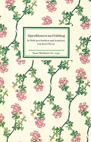 Alpenblumen im Frühling.: Müller, Gerd; Weisz,