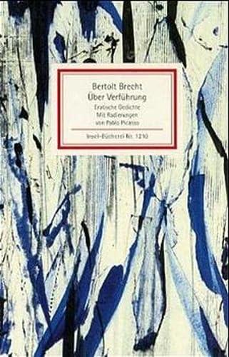 Über Verführung: Erotische Gedichte (Insel Bücherei): Brecht, Bertolt