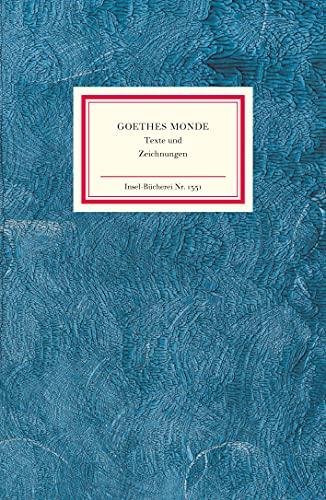 9783458193517: Goethes Monde