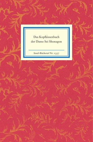 9783458193579: Das Kopfkissenbuch der Dame Sei Shonagon