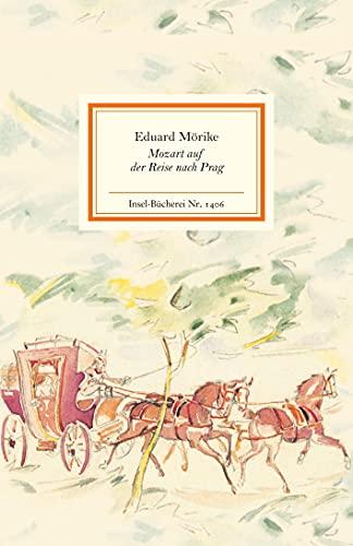 9783458194064: Mozart auf der Reise nach Prag