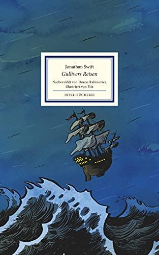 9783458200260: Gullivers Reisen: Nacherzählt von Doron Rabinovici