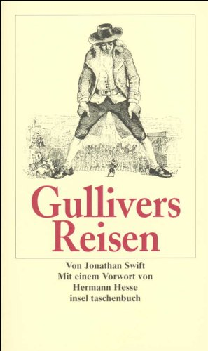 Gullivers Reisen: Swift, Jonathan