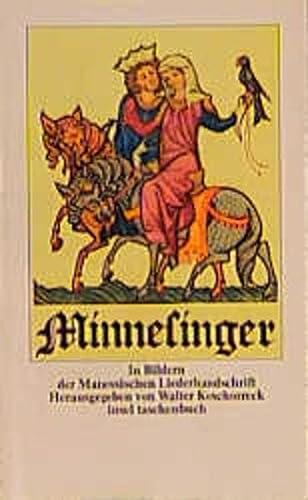 9783458317883: Minnesinger. ( Minnes�nger).