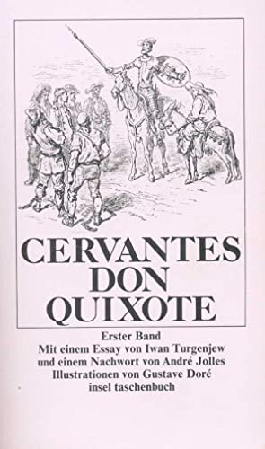 Der scharfsinnige Ritter Don Quixote von der: Miguel de Cervantes