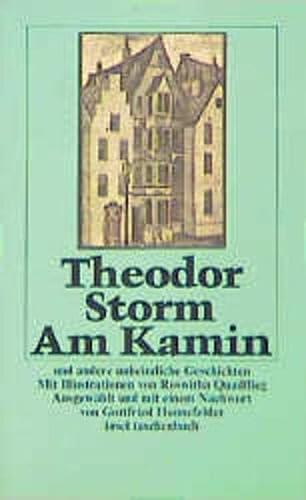Am Kamin und andere unheimliche Geschichten.: Storm, Theodor