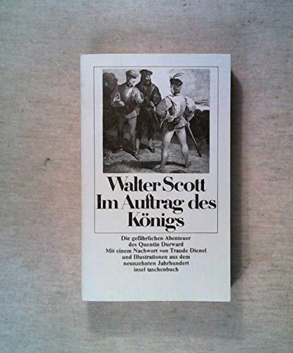 9783458318880: Im Auftrag des Königs. Mit Illustrationen aus dem 19. Jahrhundert