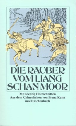 9783458318910: Die Räuber vom Liang Schan Moor.